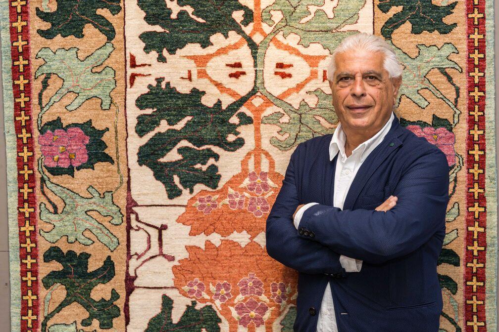 Ali Khodai - Teppich