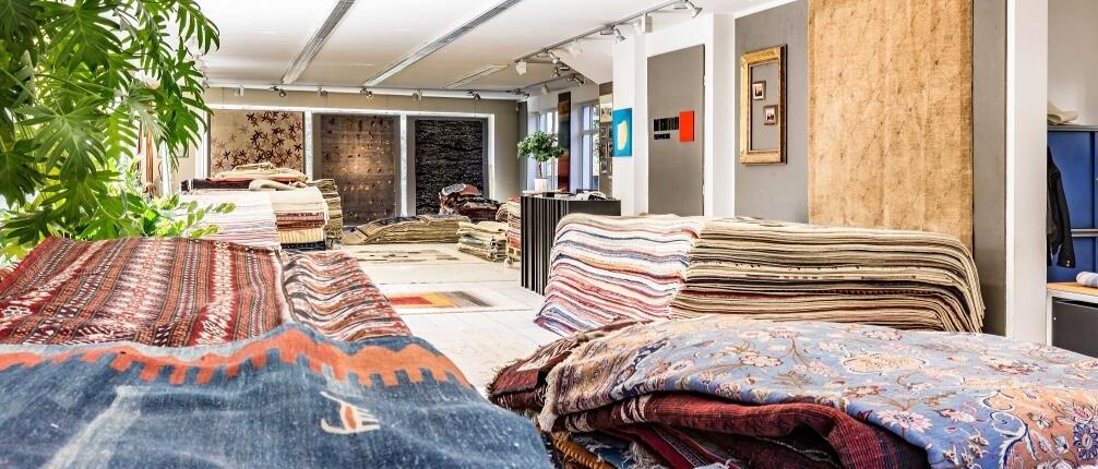 eine riesige Auswahl an Teppiche